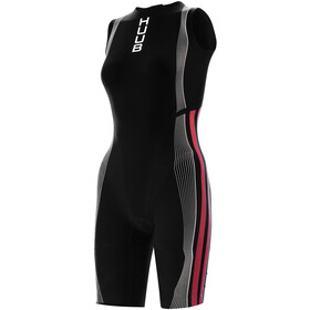 HUUB Agilis Swimskin Suit Women black/white